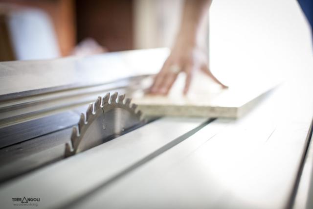 Tagliare il legno...che passione!