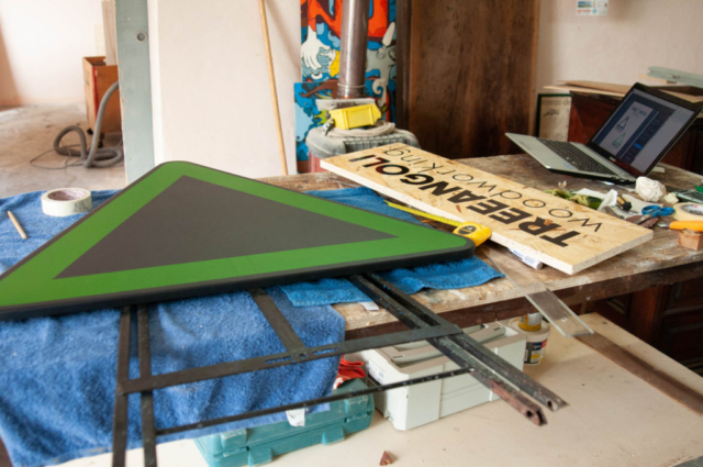 Work in progress - TreeAngoli